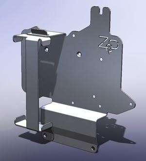 Image of RX-7 FD3S Haltech Elite Bracket