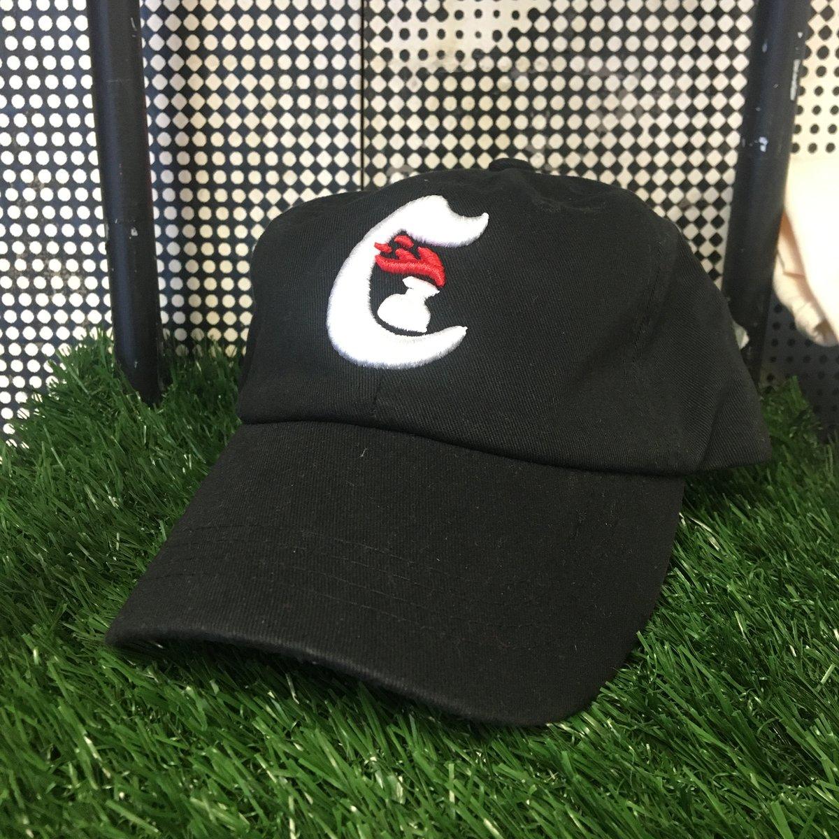 C logo Dad hat