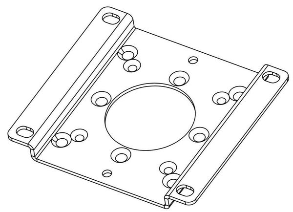 Image of Universal Joystick mount for Vewlix