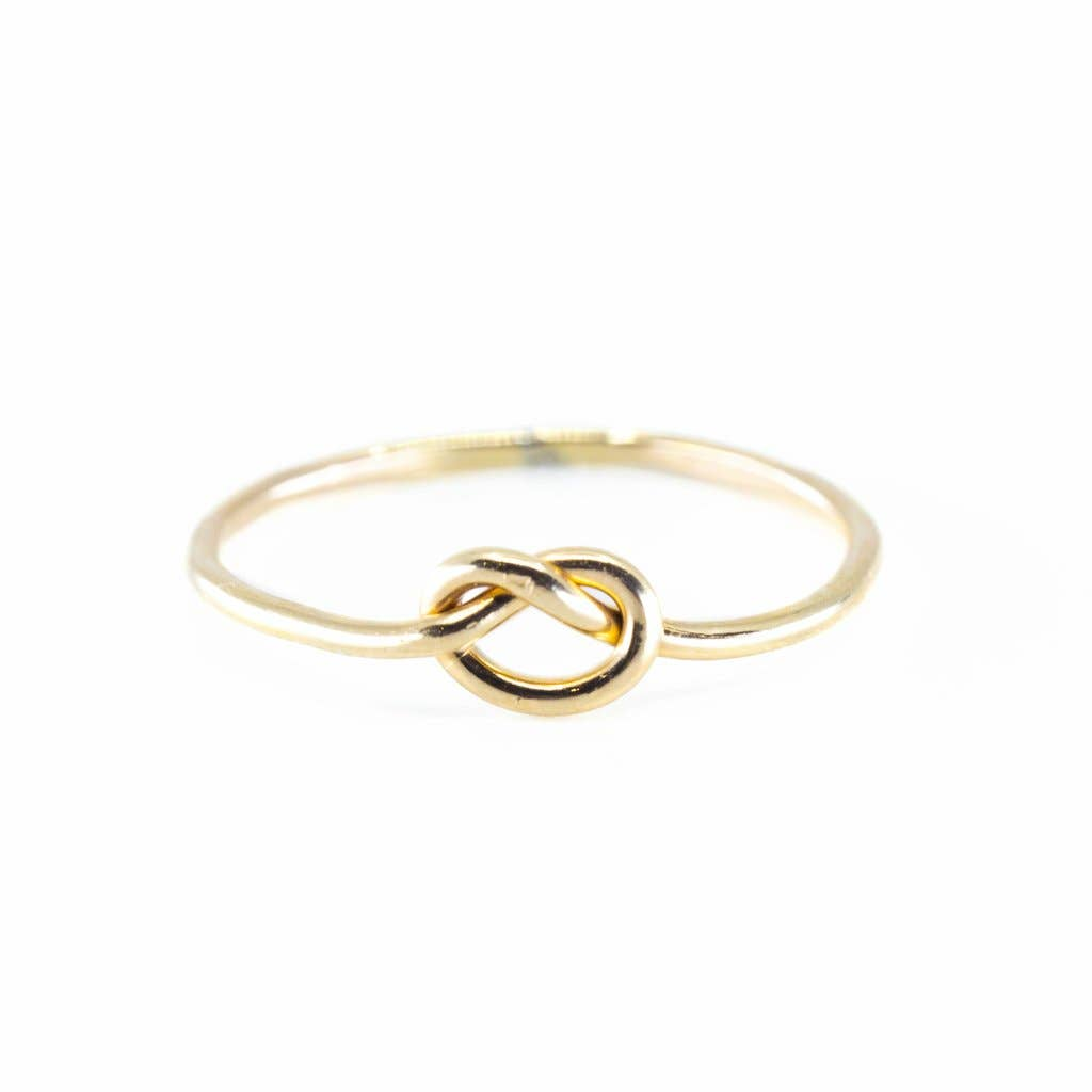 Image of Gold Knot Ring