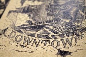 Image of Fort Wayne Fantasy Postcards