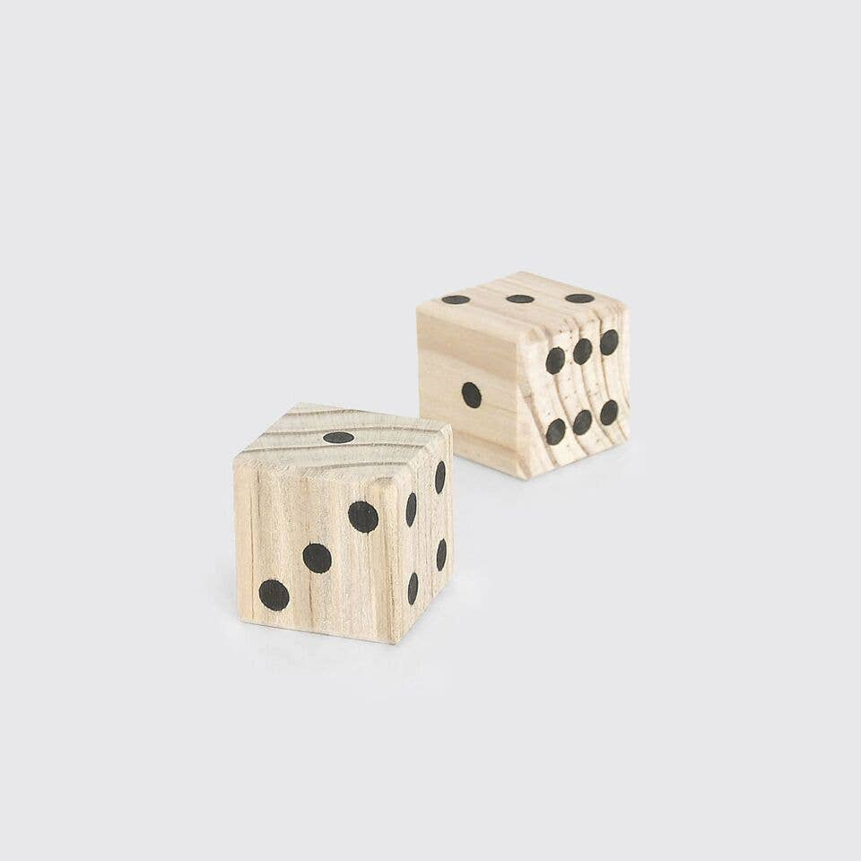 Image of Big Wood Dice