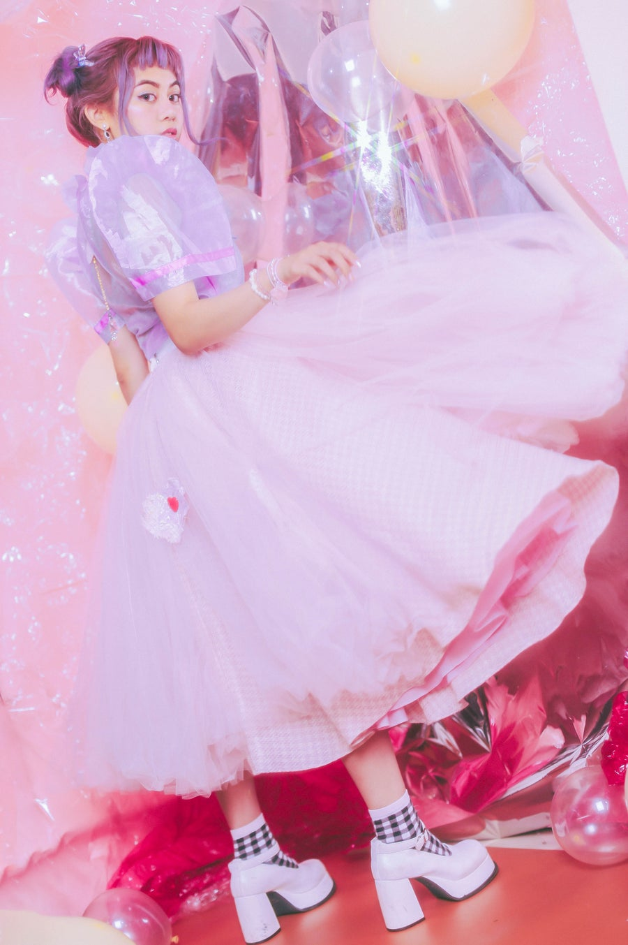 Image of Prom Queen Bell Skirt