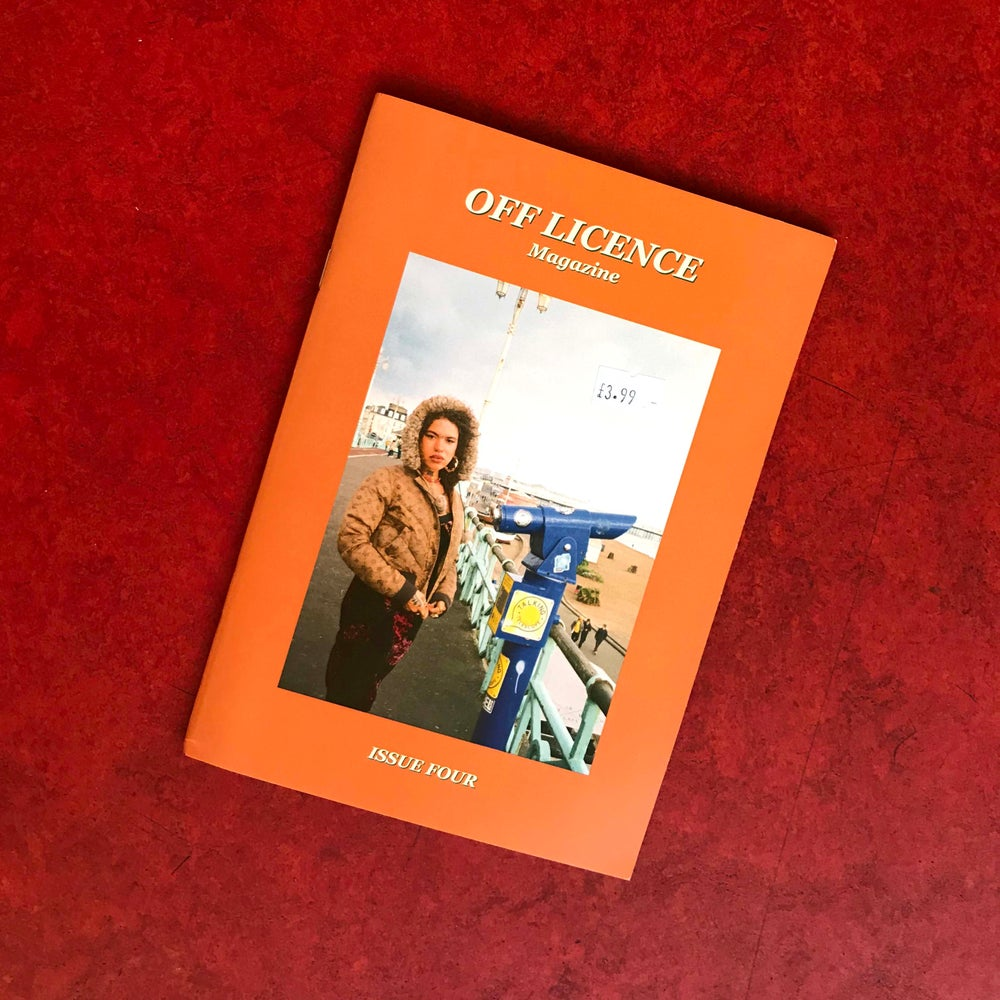 Image of OFF LICENCE MAGAZINE ISSUE 4