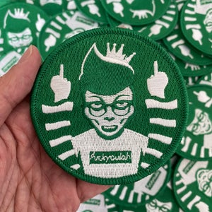 Image of STARFUCKS Patch