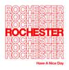 Thank You Rochester Sticker