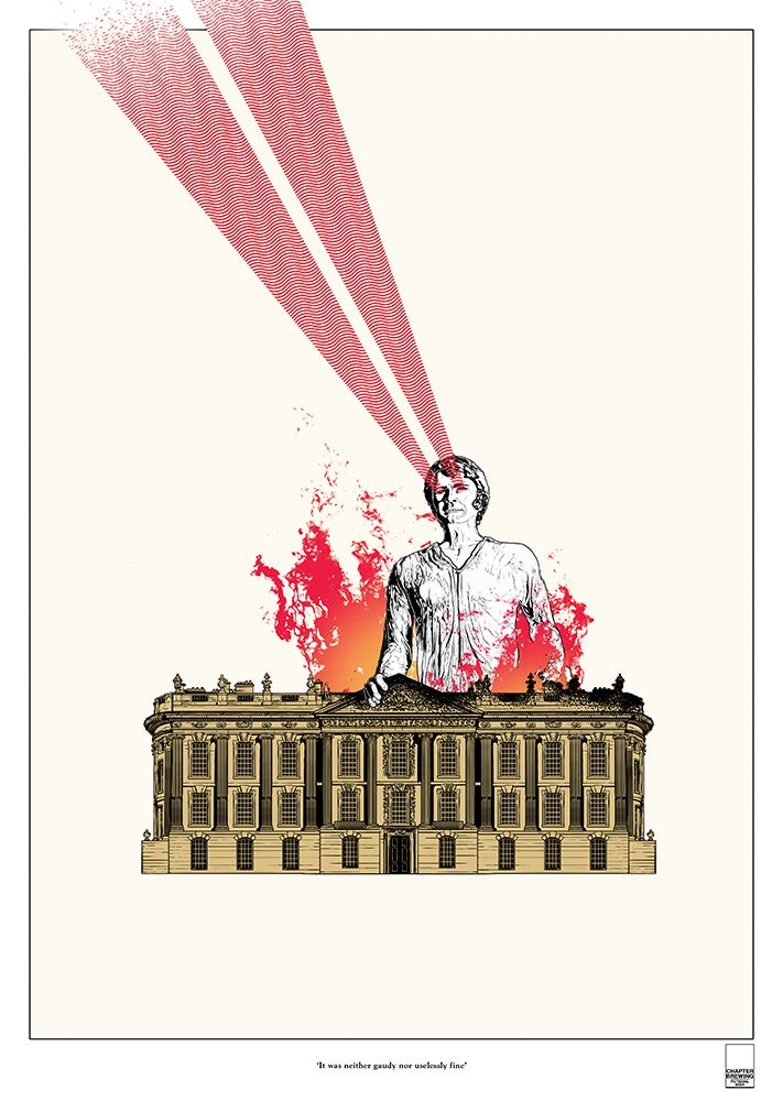 Image of Pemberley: Chapter x Boneface Print