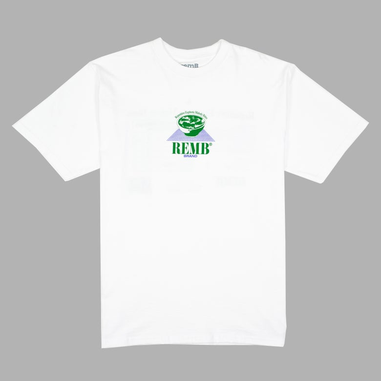 Image of Rave Nutrition T-Shirt (Green & Lilac)