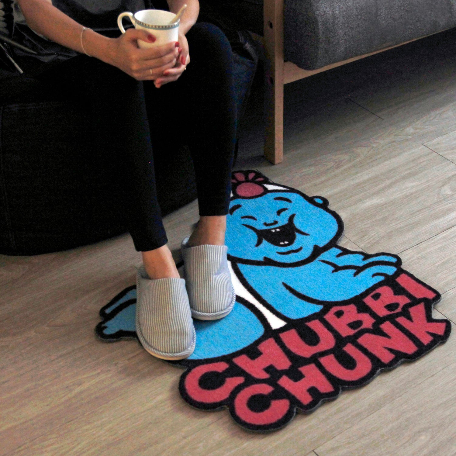 Image of CHUBBI CHUNK RUG (CRAWLING)