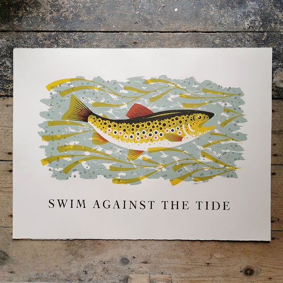 Image of Swim Against The Tide
