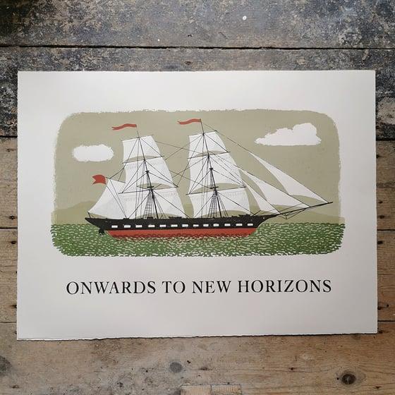 Image of Onwards to New Horizons