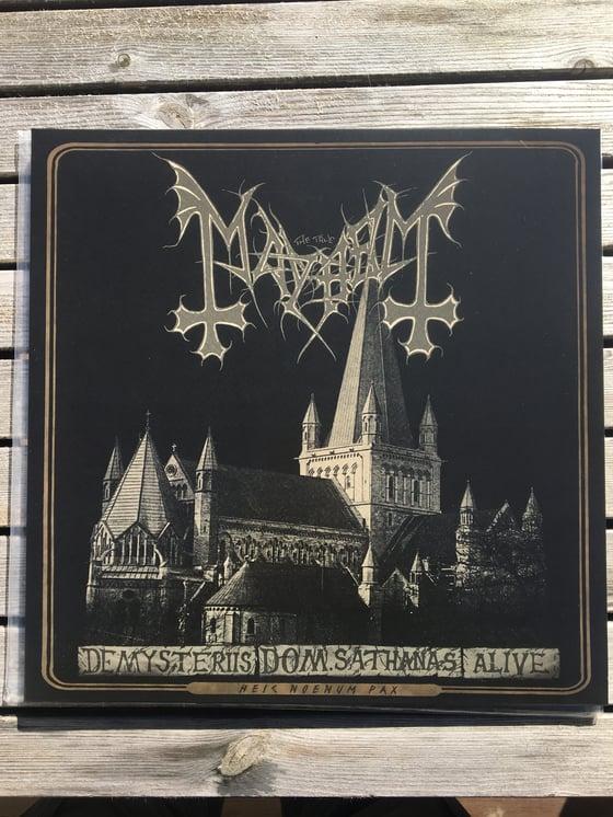 Image of Mayhem 2lp NEW