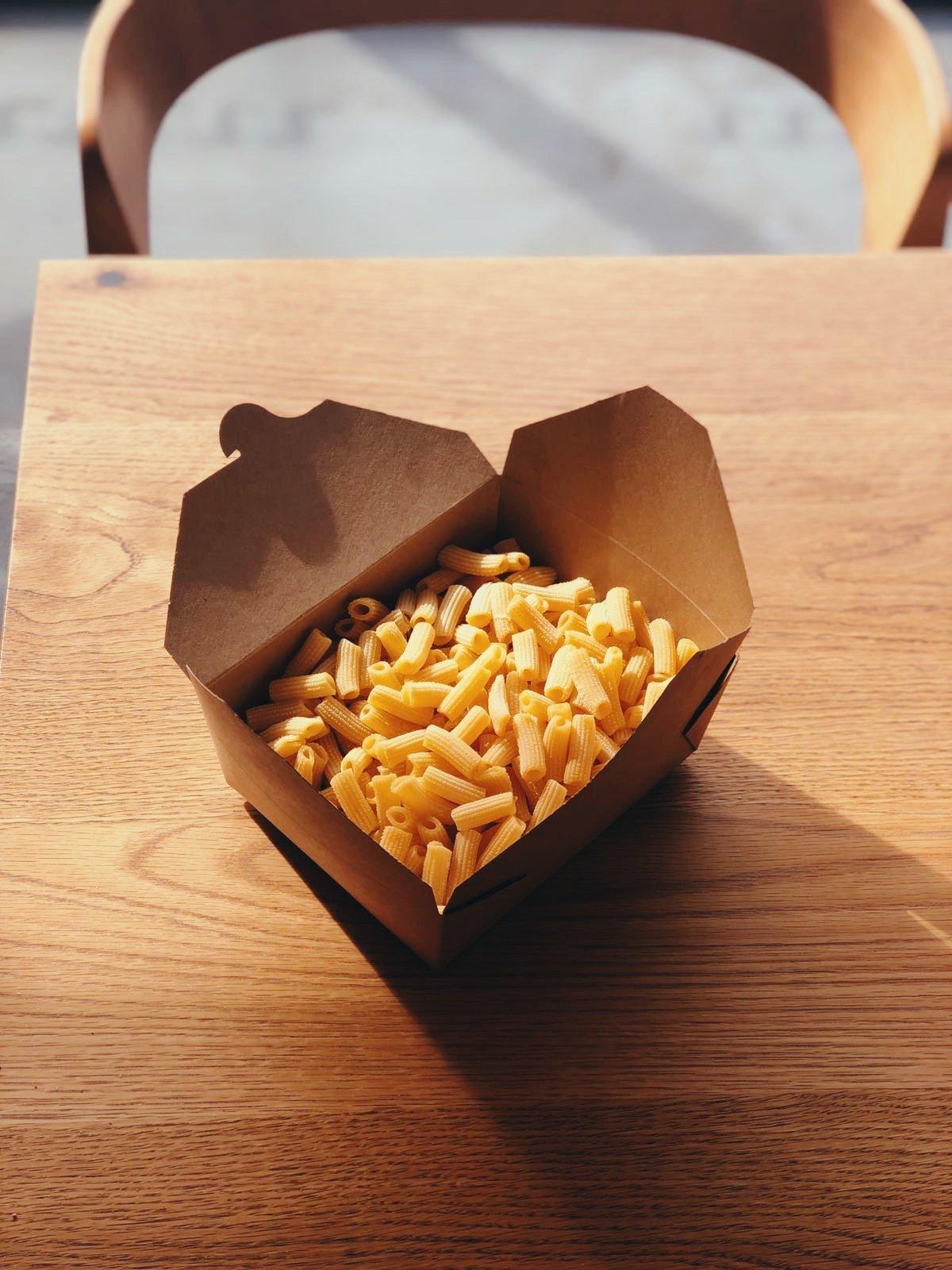 Image of Box of Pasta