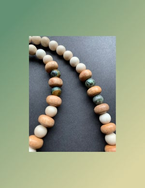 Image of African Turquoise Necklace