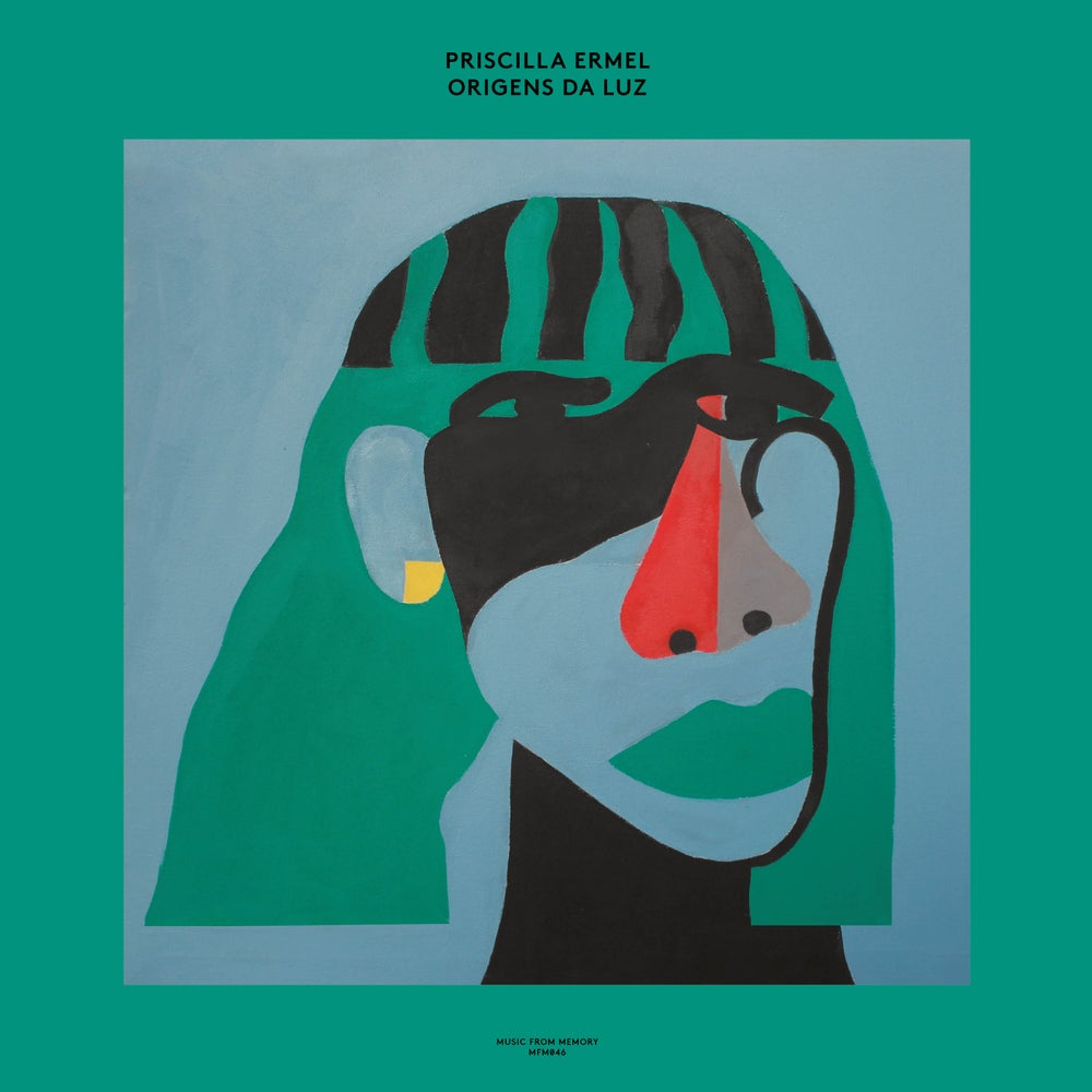 Image of Priscilla Ermel - Origens Da Luz - 2LP (MUSIC FROM MEMORY)