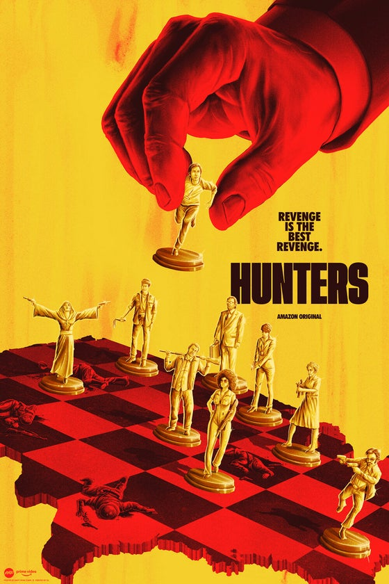 Image of HUNTERS - MONDO