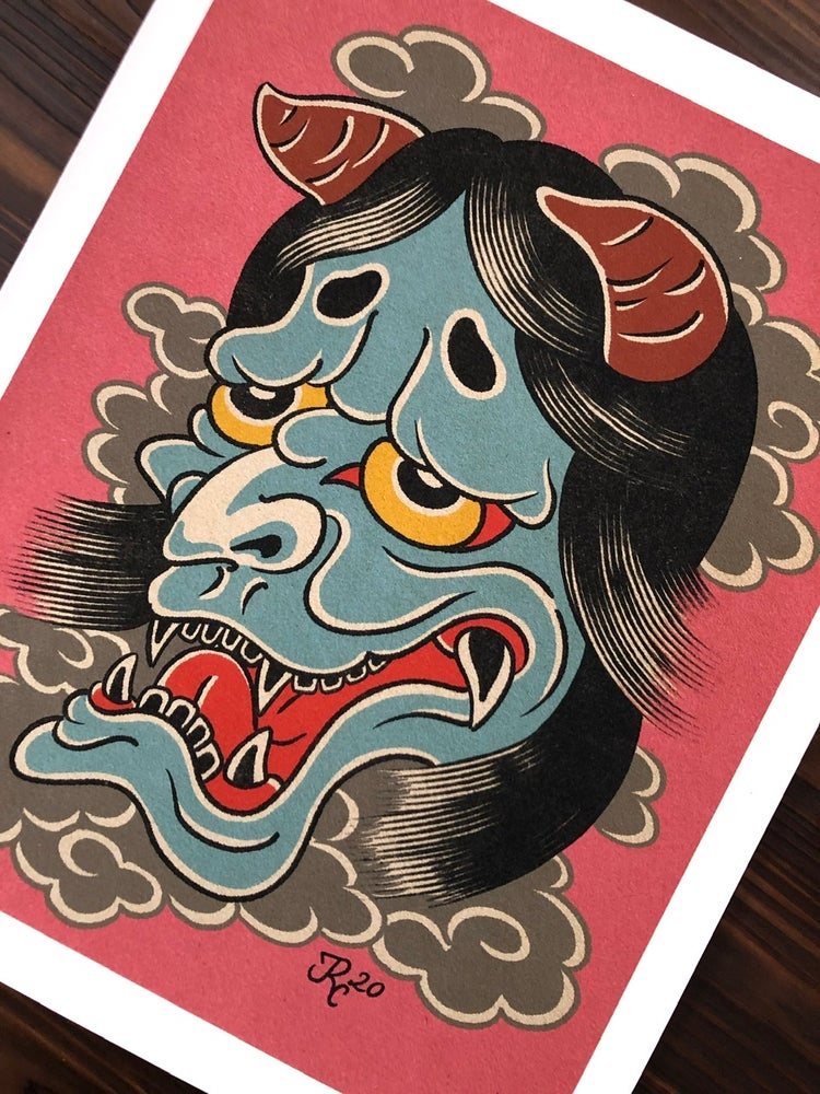 Image of Hannya