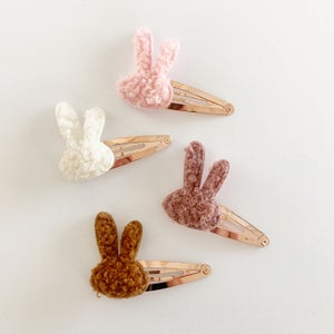 Image of Sherpa Bunny Clip