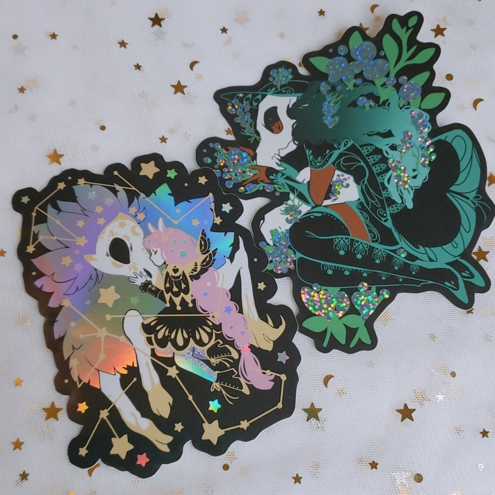 Image of Holo Foil Stickers