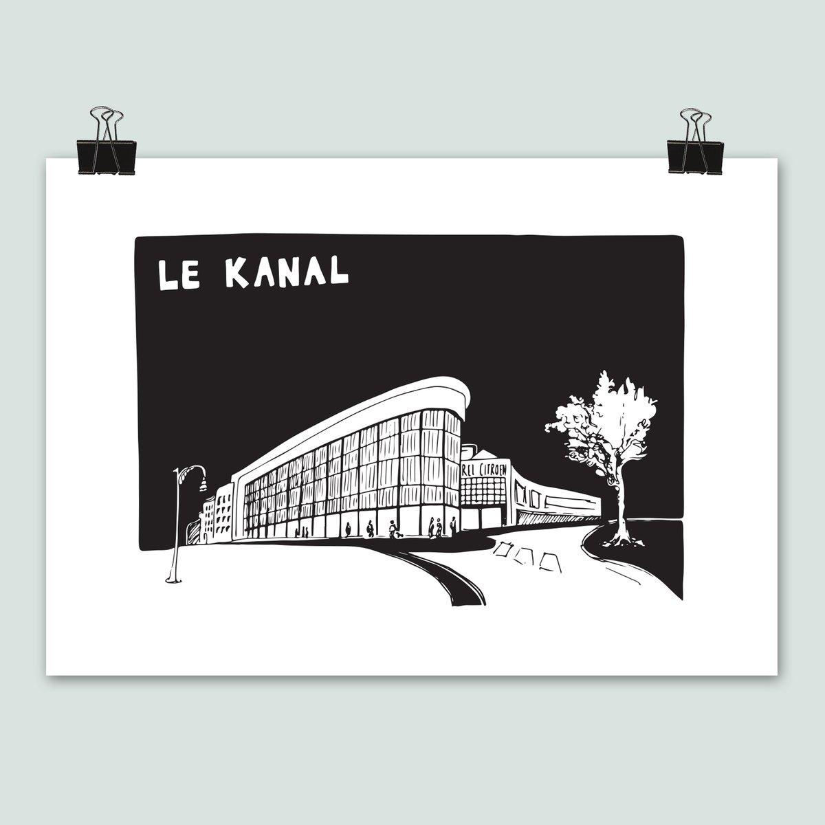 Affiches Kanal (2 visuels différents)