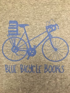 Image of Blue Bicycle Books Shirt
