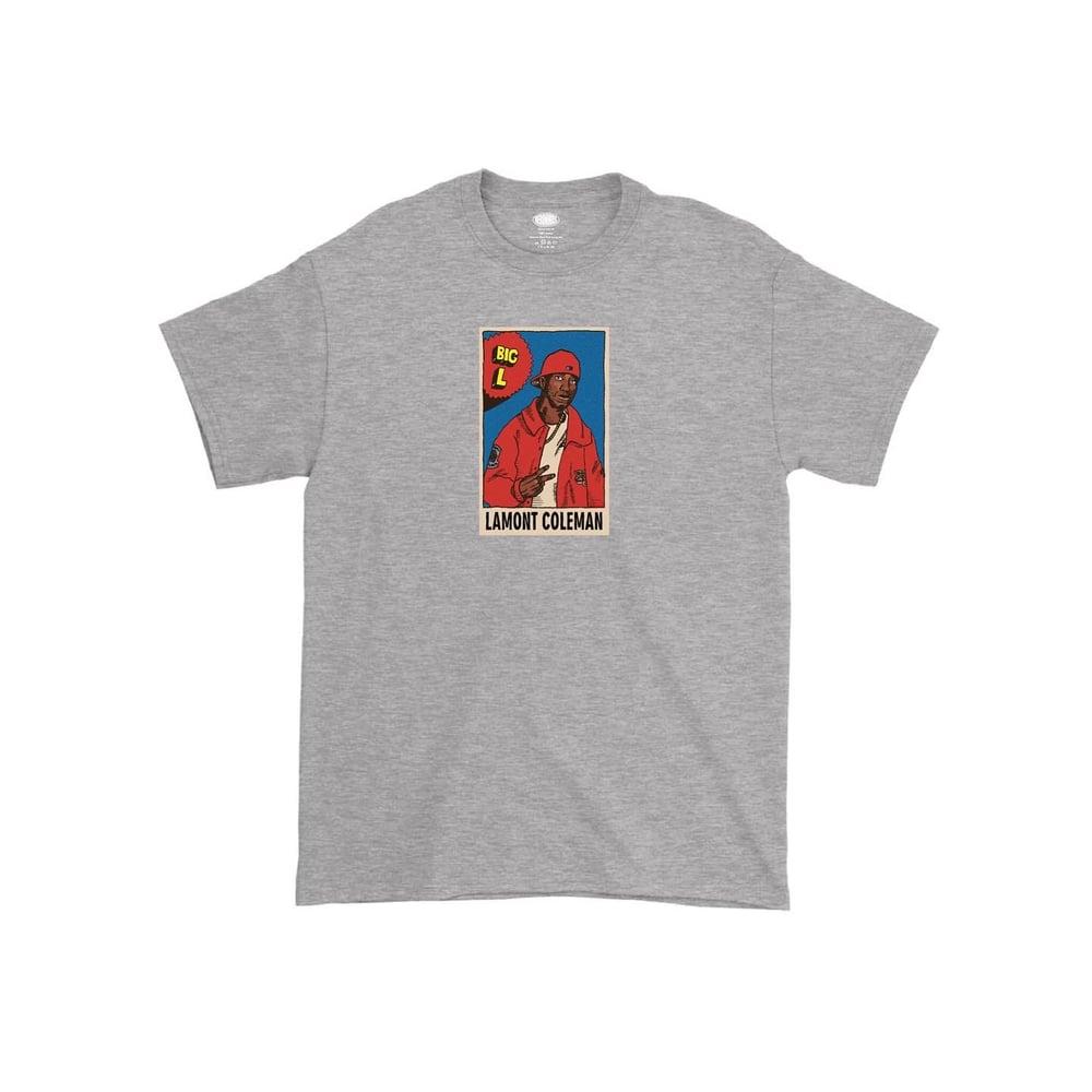 Image of Big L Dedication T shirt