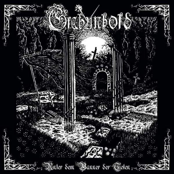 "Image of GRABUNHOLD ""Unter dem Banner der Toten"" CD"