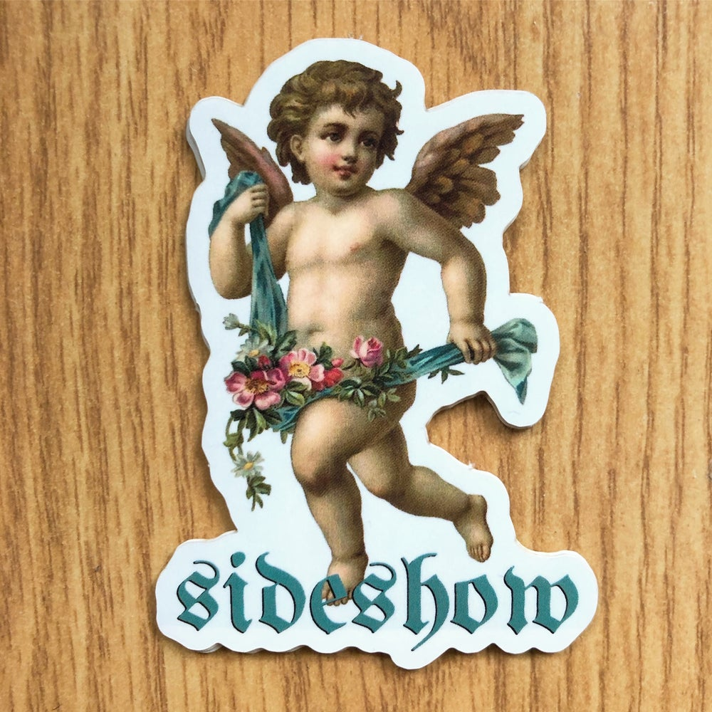 Image of Sideshow - Cherub Sticker (5 Pack)