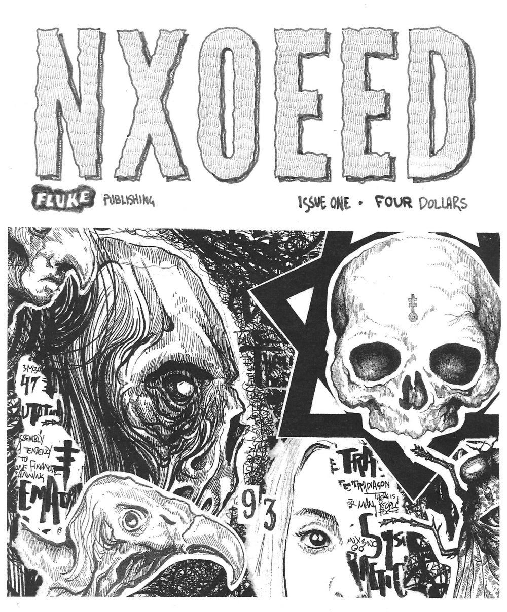 Image of NXOEED issue 1 | Spring 2020 (Fluke Publishing)