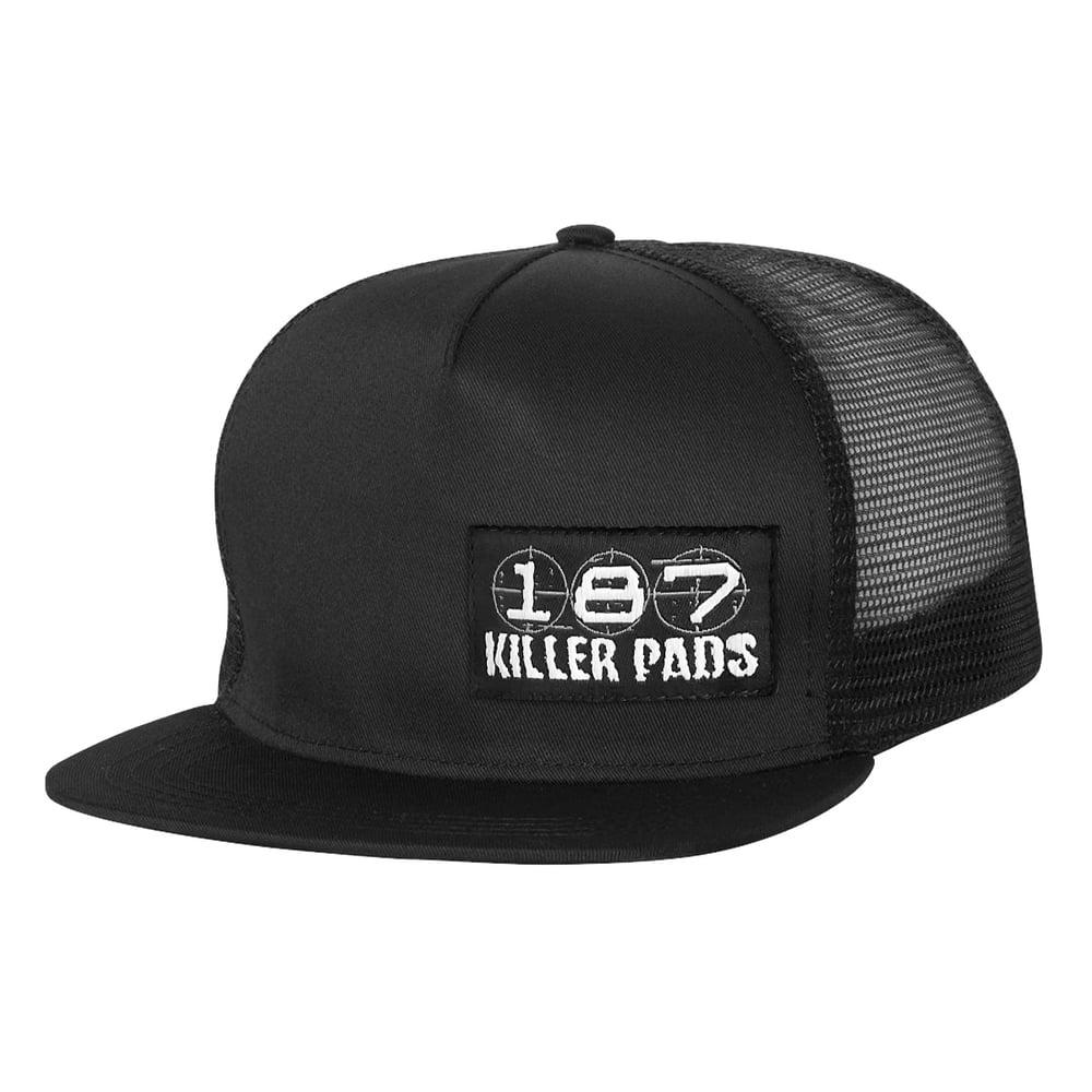 Image of 187 Logo Trucker Hat