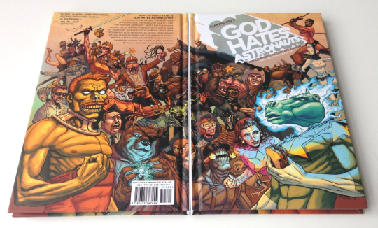 God Hates Astronauts The Completely Complete Hardcover Edition OOP
