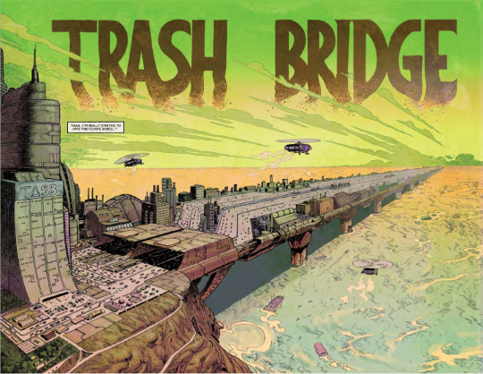 TRASH BRIDGE 1 PDF digital version