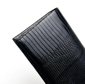 Image of Black Lizard seamless cardholder n°2