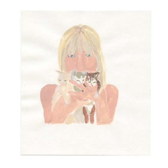 Image of Brigitte Bardot - Catlady + OKC Benefit