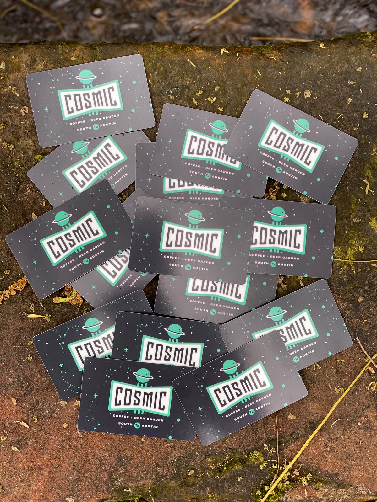 Cosmic Gift Cards