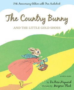Image of The Country Bunny and the Little Golden Shoes