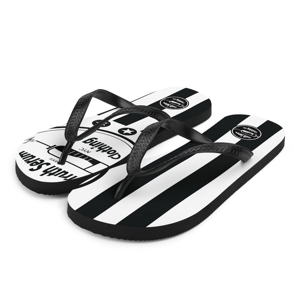 Truth Serum Clothing  Flip Flop Slippers-2636