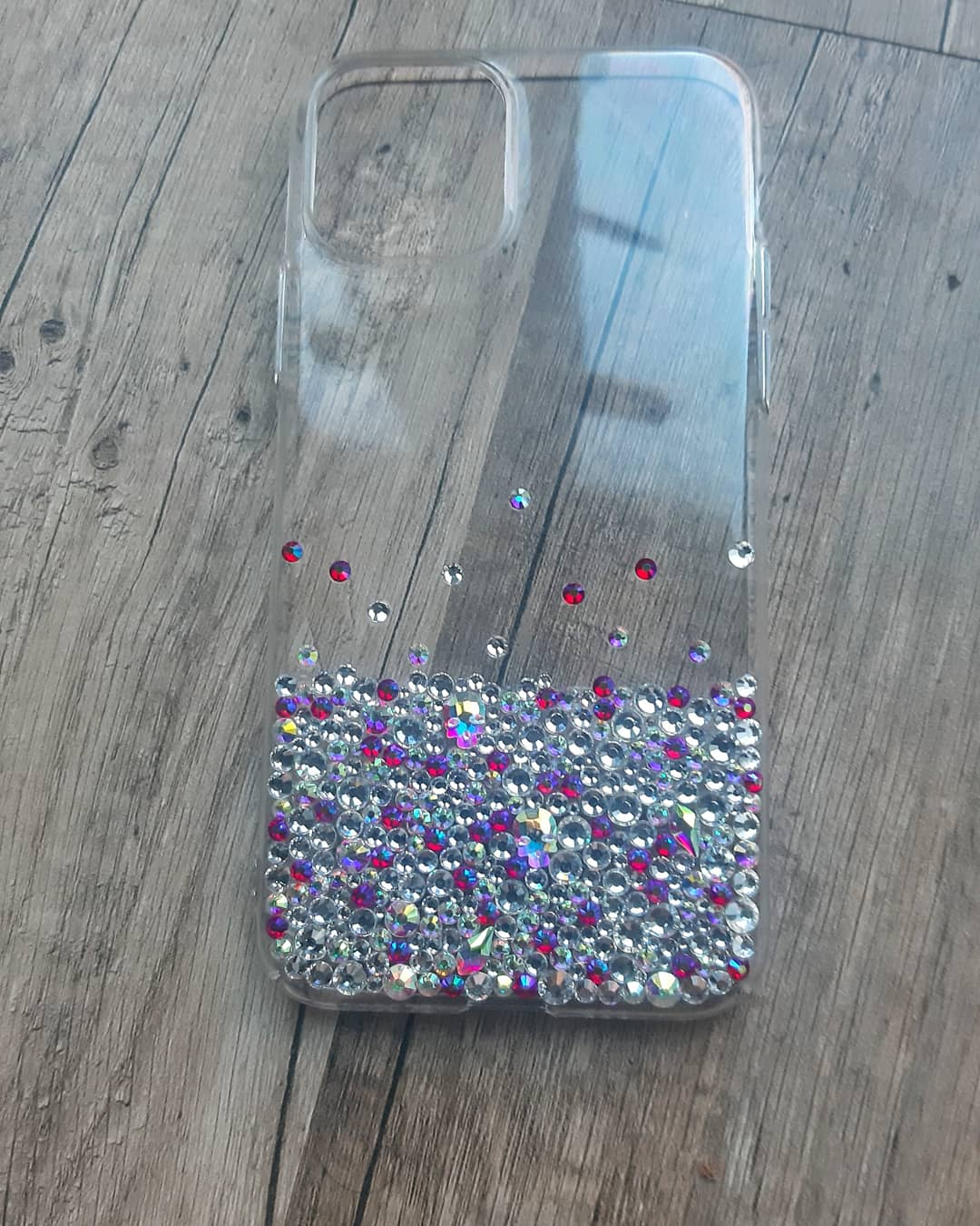 Scattered Phone case