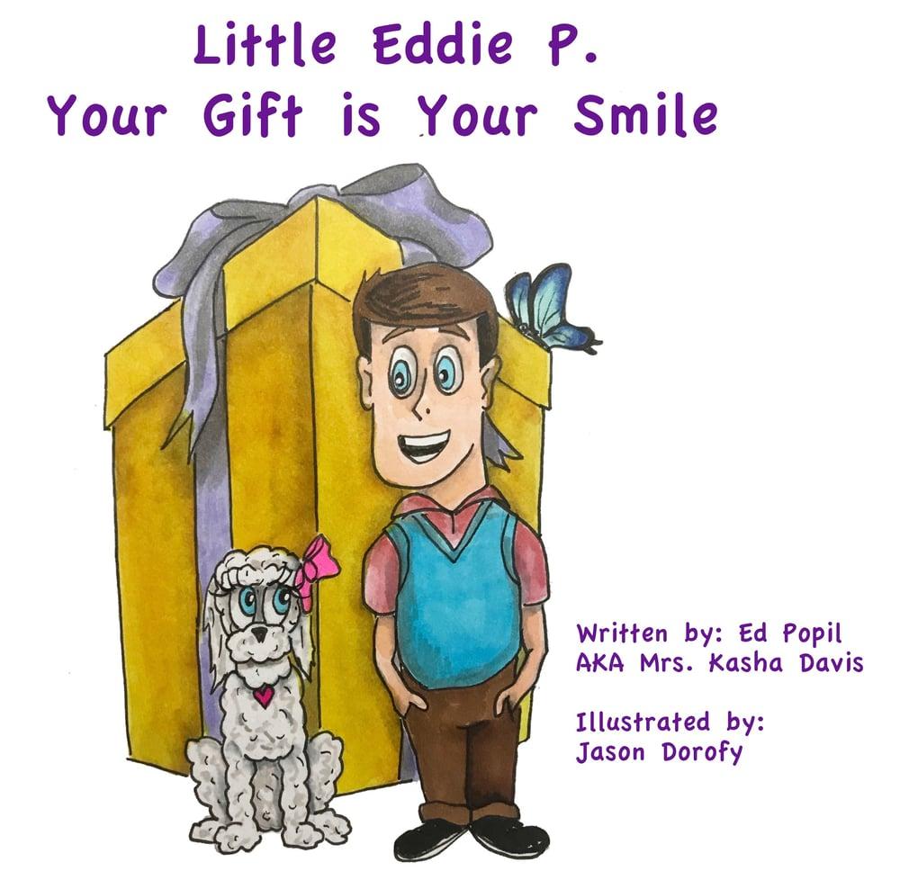 """Image of Children Books - """"Little Eddie P. Series"""""""