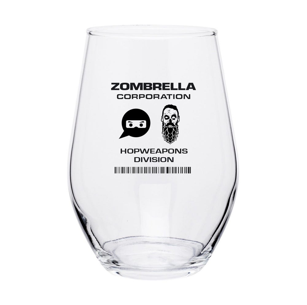 Image of Beer Zombies x Black Ninja Design - Zombrella Corporation
