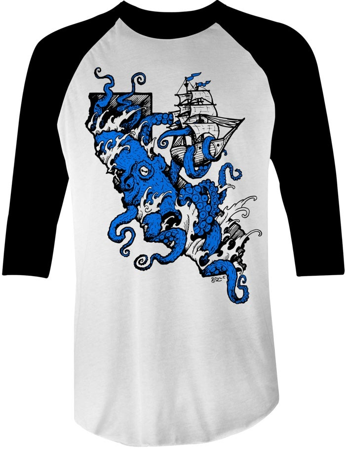 Image of Blue Cali Kraken