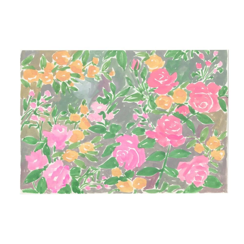 Image of Floral - Catlady + OKC Benefit