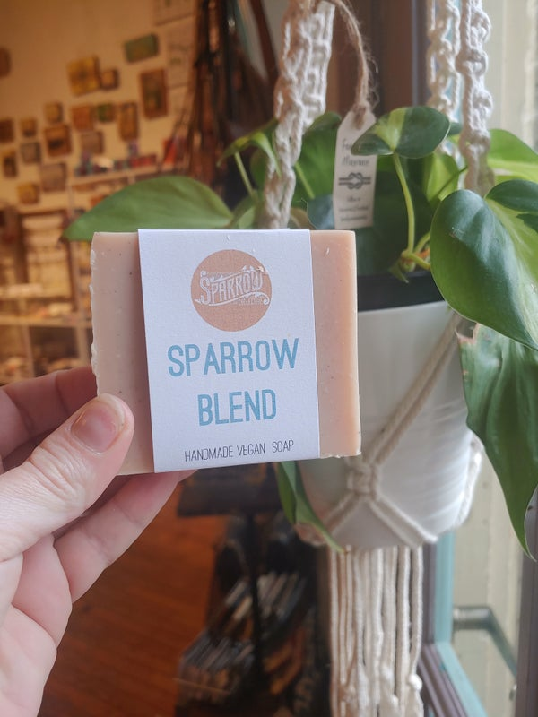 Image of Sparrow Blend Soap Bar