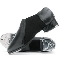 Image of LEO'S SLIP ON Tap Shoe