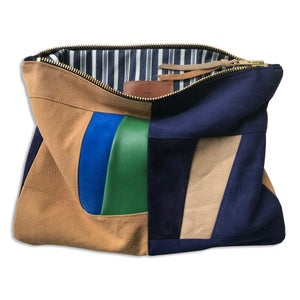 Image of SHAPESHIFT POUCH - COOL