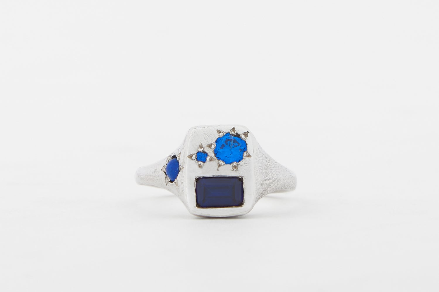 Image of Blue Face ring