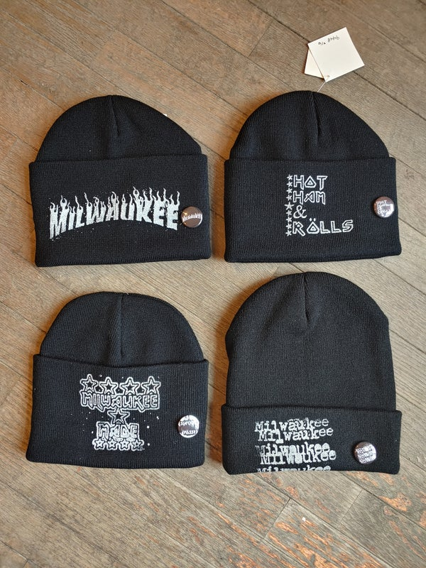 Image of Slacker Posse' Beanies