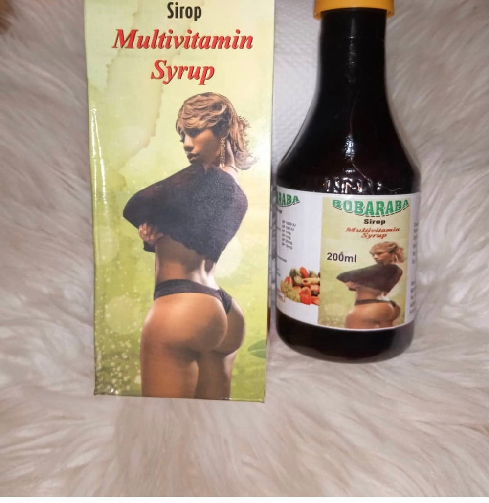Image of Buttocks enhancement syrup