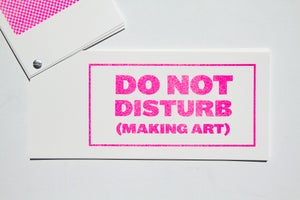 Image of Signs For Artists