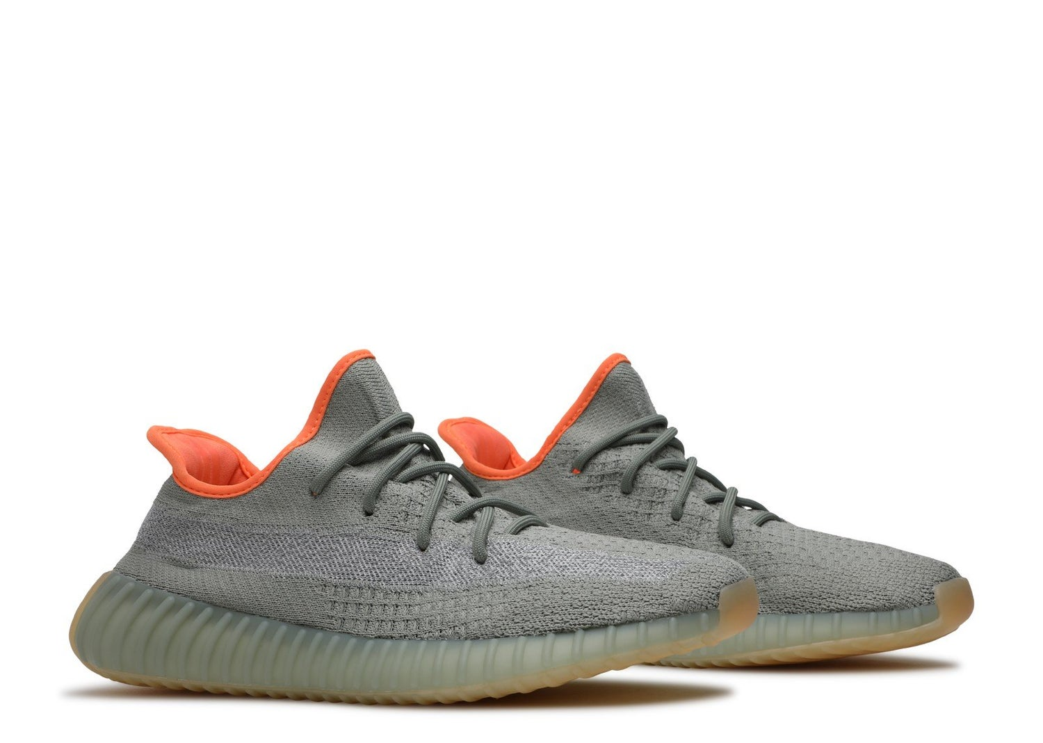 "Image of Adidas Yeezy Boost 350 ""Desert Sage"" Mens"